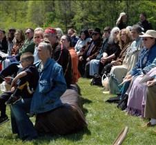 Emiquon healing crowd