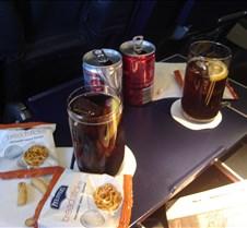 BA 554 - Drinks & Snacks
