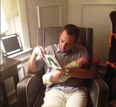 daddy reading