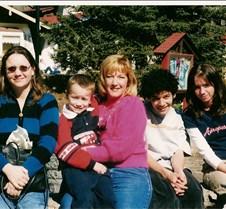 Evelyn's Christening 2002 013