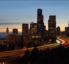 Seattle I5 Skyline