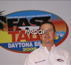 Daytona  2009 Tues Daytona Beach, Florida, Volusia Mall, Kurt Busch