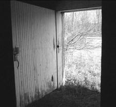 Door 2 B&W