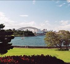 'Farm Cove' Sydney, Australia