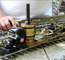 Sonny Wizelman' scratch built Rail Truck
