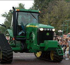 tread tractor