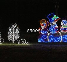 Sevier County Winterfest Lights 2010 045