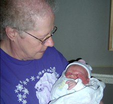 Grandma & Katie