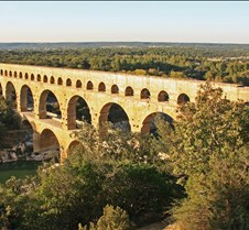 Pont du Gard Roman Aqueduct, Provence