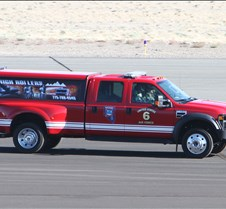 U S Air Force Rescue Truck