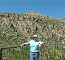 Tucson Sabino Canyon Noreen