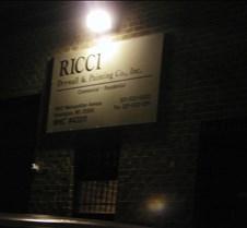 Ricci on Metropolitan (nonconforming)