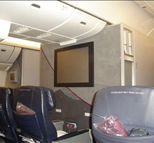 AA 100 - Business Cabin (Front)