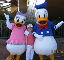 1Jaxy with Daisy & Donald