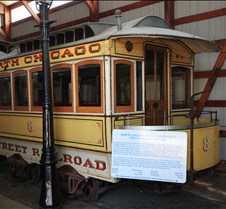 North Chicago Horsedrawn Streetcar