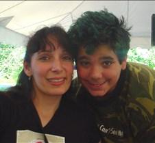 Dainan & Mom