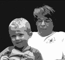 2004 10 02 Grandma Moffat and Andrew - moffatfamilyblog