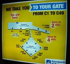 FCO - Concourse C Guide