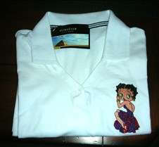 bettyboop polo