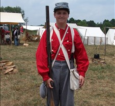 Crab Orchard, KY Skirmish