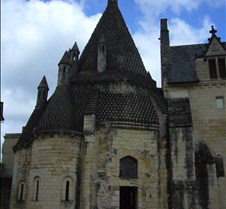 Abbaye le Fontevraud - Kitchen Exterior