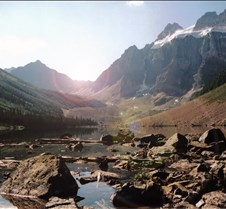 Consolation Lakes, Canada