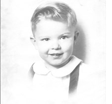 Terry Thorne 3 Years Old