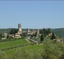 Tuscan Castello