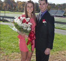 Mendham HS Homecoming Couples 2012