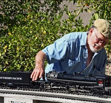 Larry Bangham & His SP-4294 Cab-Forward