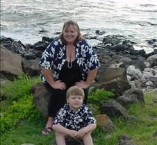 Grant and Auntie Karen
