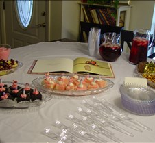 Breanna Strawn Baby Shower
