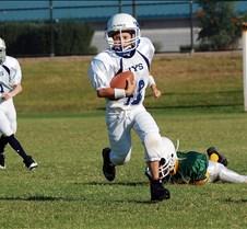 09-27-08 Hawks Football