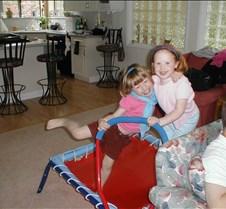 Audra and Caroline Burley