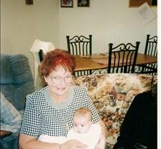 Evelyn's Christening 2002 006