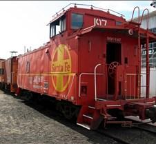 ATSF 999197 - Santa Fe Ce-1 Caboose