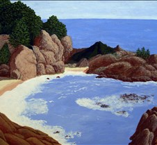 Scenic Landmark Landscape Paintings Original paintings of scenic landmark landscapes in North America.