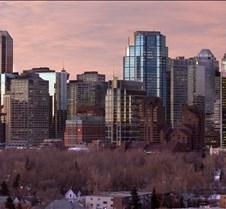 Calgary Dawn