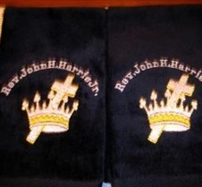 towelsforPastor