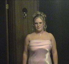Kristen's prom 2004 prom night