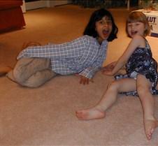 Nila and Audra
