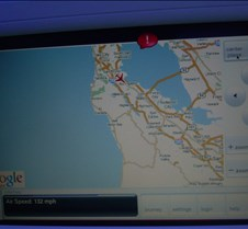 Google Map Flight Tracker