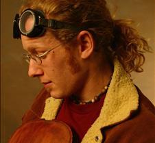 Josh as Violinist