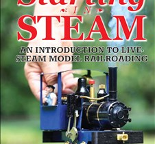 Starting In Steam Book Cover