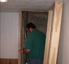 Basement  rebuilding 9.07.2004 013