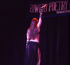 Arden Leigh at BPC Arden Leigh at the Bowery Poetry Club!