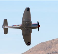 #8 Dreadnought  Hawker Sea Fury