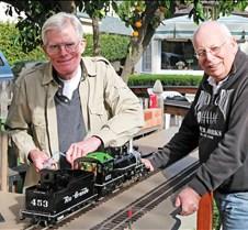 Eric Strauss & Sonny Wizelman