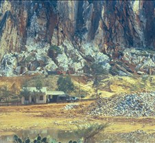 068  Base of Real Marble Mtn Summer '68