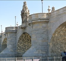 Toledo bridge 17th century